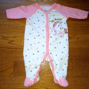 Other - 🌠4For20$🌠0-3M Unicorn onesie